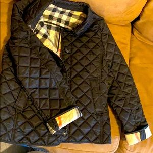 Burberry girls jacket. Size 10
